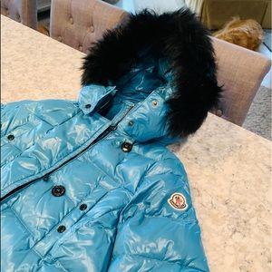 Authentic Moncler Long Jacket - S/XS